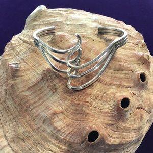Jewelry - Unusual Sterling Silver Bracelet